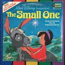 Disney The Small One Record Book/ ディズニー ロバと少年 レコードブック/160722-6