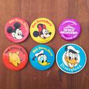 Disney Junk Button Set/ディズニー ジャンク缶バッジセット/171125-5