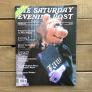 THE MUPPETS The Saturday Evening Post July/Aug'81/ ザ・マペッツ サタデーイブニングポスト 81年7月8月号 洋書/170425-2