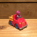 BARNEY Barney Diecast Car/バーニー ダイキャストカー/180110-11