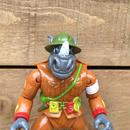 TURTLES DimWit Doughboy Rocksteady/タートルズ ディムイットドゥボーイ ロックステディ フィギュア/170728-6