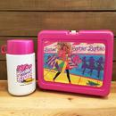 Barbie Plastic Lunch Box/バービー プラスチック ランチボックス/180226-2