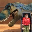 JP THE LOST WORLD Bull T-Rex Figure/ジュラシックパーク ブル・ティラノサウルス フィギュア/180822-11