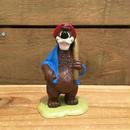 Song of the South Br'er Bear PVC Figure/南部の唄 くまどん PVCフィギュア/181129-12
