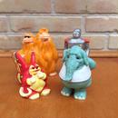 CAPTAIN EO PVC Figure Set/キャプテンEO PVCフィギュアセット/170911-10