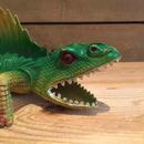 Dimetrodon Rubber Toy/ディメトロドン ラバートイ/180123-9