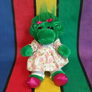 BARNEY Dress Baby Bop Mini Plush Doll/バーニー ワンピース ベイビー・ボップ ミニぬいぐるみ/160803-11