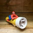 SPIDER-MAN Flush Light/スパイダーマン フラッシュライト/180827-1