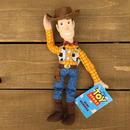 TOY STORY Mini Buddies Woody/トイストーリー ミニバディーズ ウッディ ぬいぐるみ/170501-4