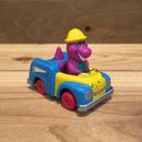 BARNEY Die Cast Car/バーニー ダイキャストカー/180810-14