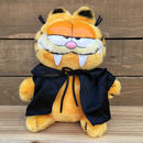 GARFIELD Dracula Plush Doll/ガーフィールド ドラキュラ ぬいぐるみ/170523-12