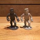 Horror Plastic Toy Frankenstein Style Figure/ホラープラスチックトイ フランケンシュタイン風 フィギュア (バラ売り)/171206-15