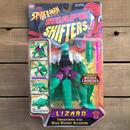 SPIDER-MAN Shape Shifters Lizard/スパイダーマン シェイプシフターズ リザード フィギュア/170404-3
