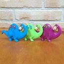 THE FLINTSTONES Dinosaur Figure/フリントストーンズ 恐竜 フィギュア(ばら売り)/170926-8