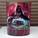 STAR WARS RETURN OF THE JEDI Trash Can / 150819-7