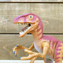 JURASSIC PARK Velociraptor Figure/ジュラシックパーク ヴェロキラプトル フィギュア/171012-15