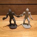 Horror Plastic Toy Gillman Style Figure/ホラープラスチックトイ 半魚人風 フィギュア (バラ売り)/171206-16