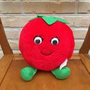 DEL MONTE Country Yumkins Reddie Tomato Plush Doll/デルモンテ カントリーヤムキンズ レッディ・トマト ぬいぐるみ/171018-6