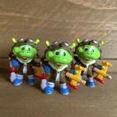 Green Aliens Pilot Boy/グリーンエイリアン パイロットボーイ ミニフィギュア/170327-2