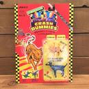 CRASH DUMMIES Hubcat & Bumper Figure/クラッシュダミーズ ハブキャット & バンパー フィギュア/181221-11