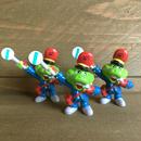 Green Aliens Train Boy/グリーンエイリアン トレインボーイ ミニフィギュア/170327-3