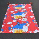 ALADDIN Aladdin&Genie Twin Flat Sheets/アラジン アラジン&ジーニー ツインフラットシーツ/161007-3