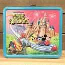 Disney Metal Lunch Box/ディズニー メタルランチボックス/170501-10