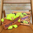 Keep Out! Green Monster/キープアウト グリーンモンスター/170903-4