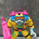 TOXIC CRUSADERS Radiation Ranger/トキシッククルセイダーズ ラジエーションレンジャー フィギュア/170316-1