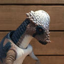 """JP LOST WORLD Pachycephalosaurus """"Ram Head"""" Figure/ジュラシックパーク・ロストワールド パキケファロサウルス フィギュア/181103-15"""