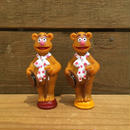 THE MUPPETS Fozzie Bear Chess Piece/ ザ・マペッツ フォジー・ベア チェスの駒 フィギュア/180129-18