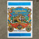 Ringling Bros. and Barnum & Bailey Circus Poster/バーナムのサーカス ポスター/180720-12