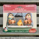 Disney Chip'n Dale Salt & Pepper Set/ディズニー チップとデール ソルト&ペッパー セット/180804-1