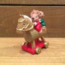 MERRY LI'L MICE Mouse Figurine/メリーリルマイス マウスの置物/180208-4