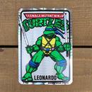 TURTLES Card Sticker/タートルズ ステッカー/170618-21