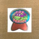 TURTLES Donatello Sticker/タートルズ ドナテロ ステッカー/170606-9