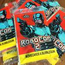 ROBOCOP Robocop2 Movie Cards & Bubblegum/ロボコップ ロボコップ2 ムービーカード&バブルガム/180922-9
