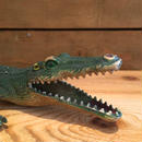 Crocodile Rubber Toy/ワニ ラバートイ/180123-4