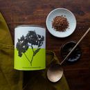 滋賀伊吹山の実ごと食べれる在来そば茶(缶/150g)