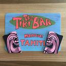 栗山義勝 タヒチアンアートボード「Tiki BAR Manuia TAHITI」