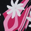 TIARE CHOCO ROSE(ブラック)ショートパレオ