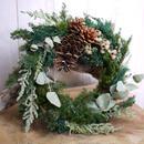 Christmas wreath クリスマスリースⅡ