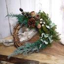 Christmas wreath クリスマスリースⅠ