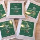 ブラジル手摘み完熟豆ドリップバック5P