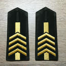 【コレクター商品】中国人民解放軍87式 四級軍市長肩章