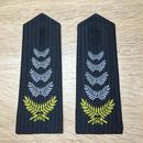中国人2011式セキュリティ保安資格肩章 初級保安員