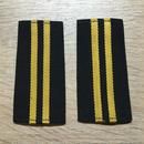 【コレクター商品】中国人民解放軍87式 海軍 軍士長 筒式肩章