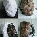 中国人民解放軍 01B式リュック用 両面使用可能 雪地迷彩 荒漠迷彩 偽装カバー