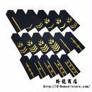 【海軍ー学員&兵士&軍官】中国人民解放軍07式 春秋&冬制服用 肩章式階級章
