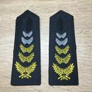中国人2011式セキュリティ保安資格肩章 高級保安員